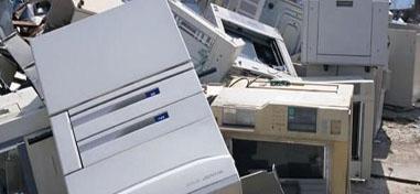 复印机可以按斤买!翻新之后高价卖出获暴利
