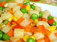 冬季调节饮食 四种刮油解腻食物曝光