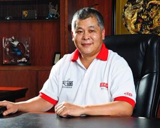 A4TECH与双飞燕创始人郑伟腾先生