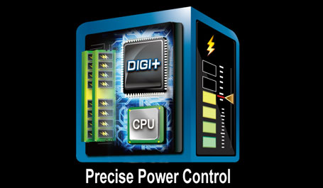 全新第3代数字供电技术
