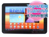 GALAXY Tab P7300 3G版8.9mm智博 Tegra2双核处理器 1G运行内存 16G内存平板电脑 黑色(包邮)