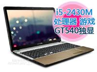 捷威Gateway NV57H10c-2432G64Mnc2s i5-2430M/GT540独显1G/2G/640G硬盘/15寸 金棕色 高质游戏笔记本(包邮)