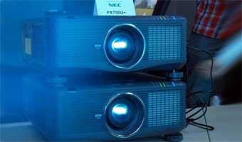 PX750U+光学叠加解决方案