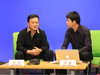 罗技全球副总裁、中国区总裁刘坤专访