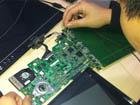 屏幕排线安装和调试