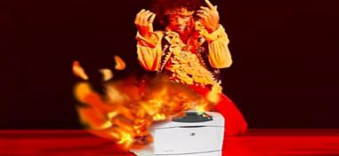 打印机起火!哥伦比亚大学差点要了某厂商的命