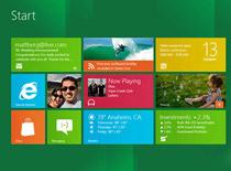 体验Windows 8开发者预览版