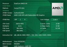 EK25EC配备了AMD E450 APU平台