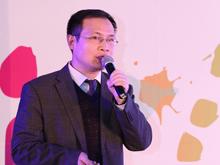 中兴通讯手机产品体系<br>市场总监尤克强讲解