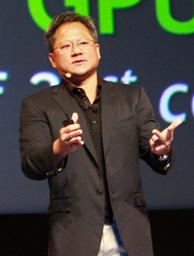 黄仁勋演讲:中国游戏产品世界第二