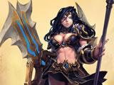 战斗女神-希维尔