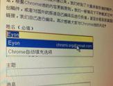 设置并开启 Chrome 的自动填充功能