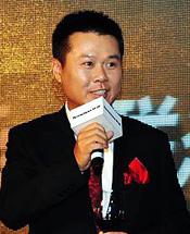 联想集团高级副总裁、中国区总裁 陈旭东