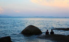 一、槟城 在南洋小城的古旧中寻找浪漫