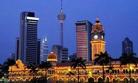 二、吉隆坡:老城故事 新锐生活