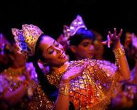 马来西亚多元化的舞蹈
