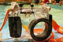 没有防水相机也得弄个防水壳吧