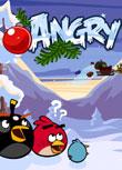 愤怒的小鸟圣诞节版