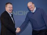 诺基亚携手微软欲三分天下