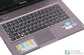 高触感键盘手感舒适