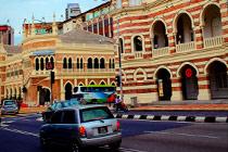 吉隆坡市井风情