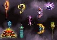 游戏内各种神器