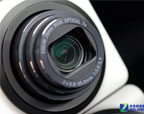 卡西欧ZR15镜头细节