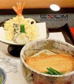 寿司天妇罗套餐