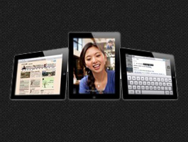 适合iPad/iPad2
