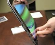 东芝推高端平板战iPad2