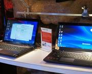 联想Y480和Y580齐聚CES2012