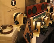 MARLEY木质耳机及音箱亮相