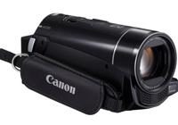 佳能新品数码摄像机