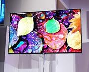 LG 55寸超薄OLED电视