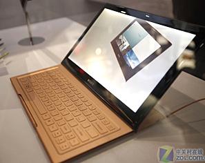 CES 2012:索尼多款新型笔记本齐亮相