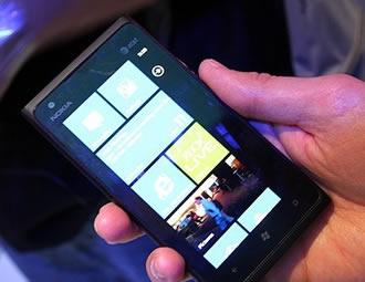 诺基亚Lumia 900现场体验
