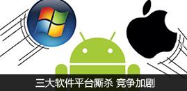 微软张亚勤:未来五年三大平台主导竞争