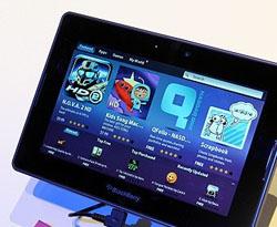 PlayBook OS 2.0体验