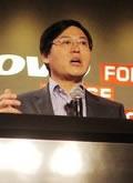 联想杨元庆:做个人互联终端领导性厂商