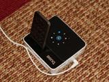 明基LED微投GP2实战iPhone4