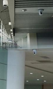 昌北机场监控案例