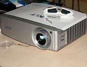 宏碁 H9500BD高清投影机试用