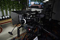 索尼VG20E拍摄辅助架