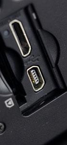 高清输出和USB接口