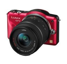 松下 GF3套机 定焦镜头(14-25mm)