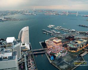 远眺东京湾