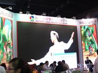 联锦光电展台人气高