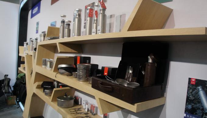 ISPO2012户外用品展 随身装备图赏