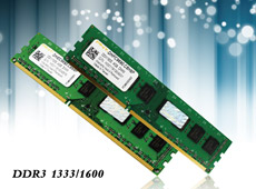 PNY 4GB DDR3 1600内存