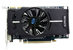 蓝宝HD 6770 1GB GDDR5白金版